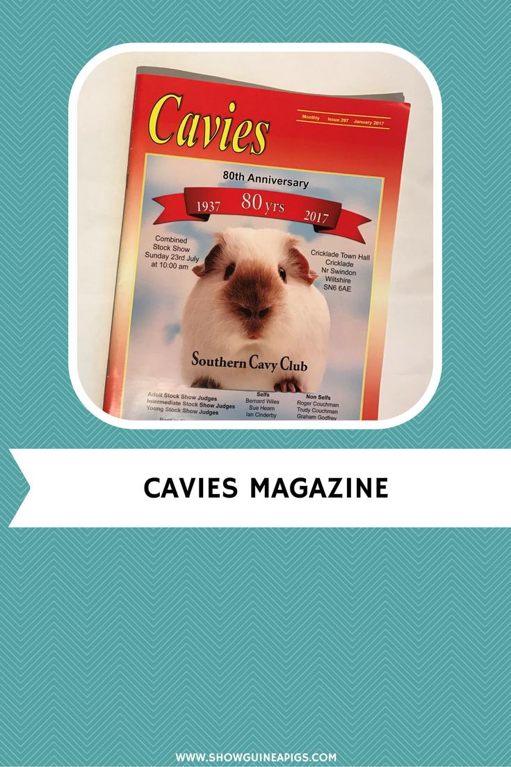 cavies magazine